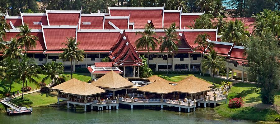 Все фото отеля outrigger laguna phuket beach resort (ex laguna beach) 5